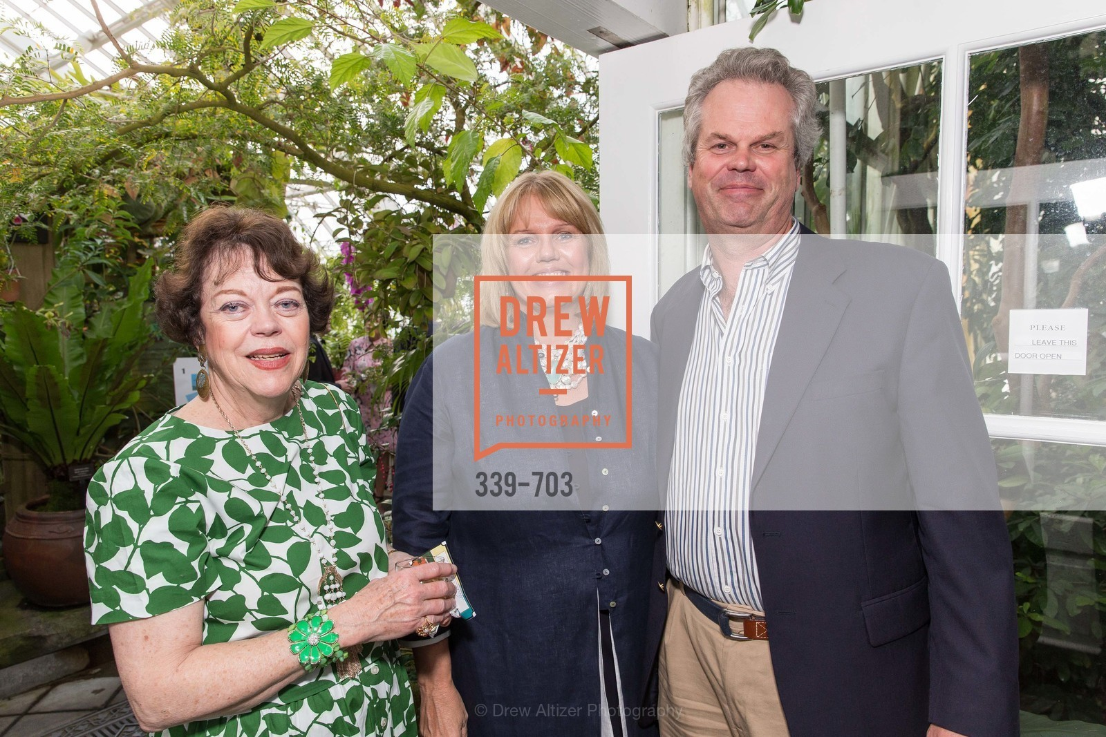 Ann Colvin, Ann Simon, Roy Leggitt, CONSERVATORY OF FLOWERS Presents