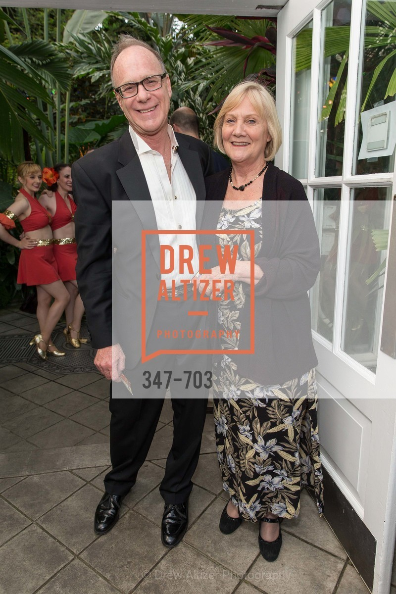 Bruce Rogers, Jan Rogers, CONSERVATORY OF FLOWERS Presents