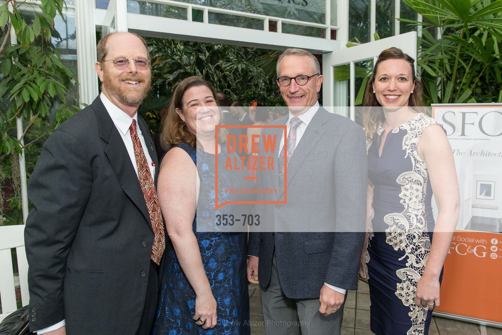 Andrew Blyholder, Kitty Vieth, David Wessel, Lisa Yergovich, CONSERVATORY OF FLOWERS Presents
