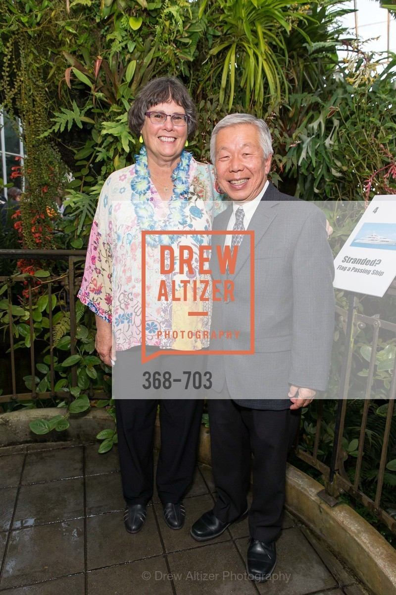 Jean McDonagh, Ernie Ng, CONSERVATORY OF FLOWERS Presents