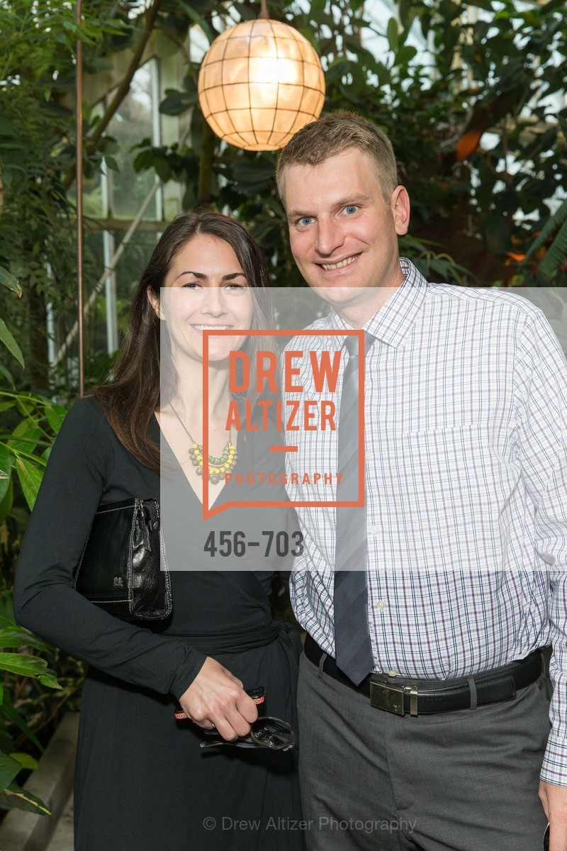 Carly Gatzert, Dale Beermann, CONSERVATORY OF FLOWERS Presents