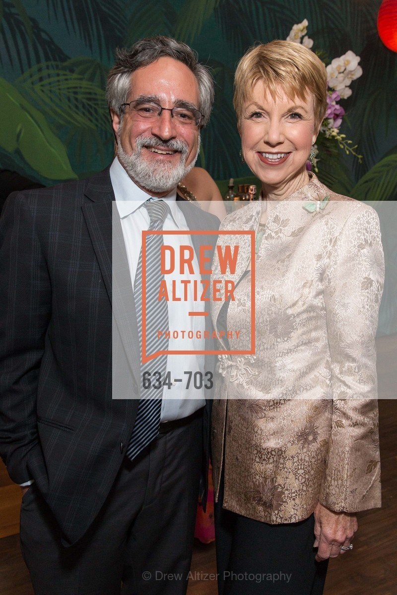 Aaron Peskin, Martha Woollomes, CONSERVATORY OF FLOWERS Presents