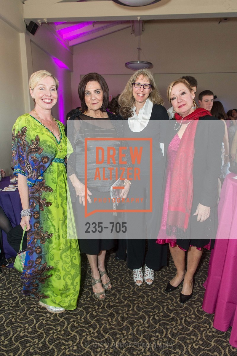 Jill Siefert, Pamela Culp, Joan Friedman, Susan Thompson, MAGIC THEATRE'S 2015 Gala:  A Night of Magic, US, May 7th, 2015,Drew Altizer, Drew Altizer Photography, full-service agency, private events, San Francisco photographer, photographer california
