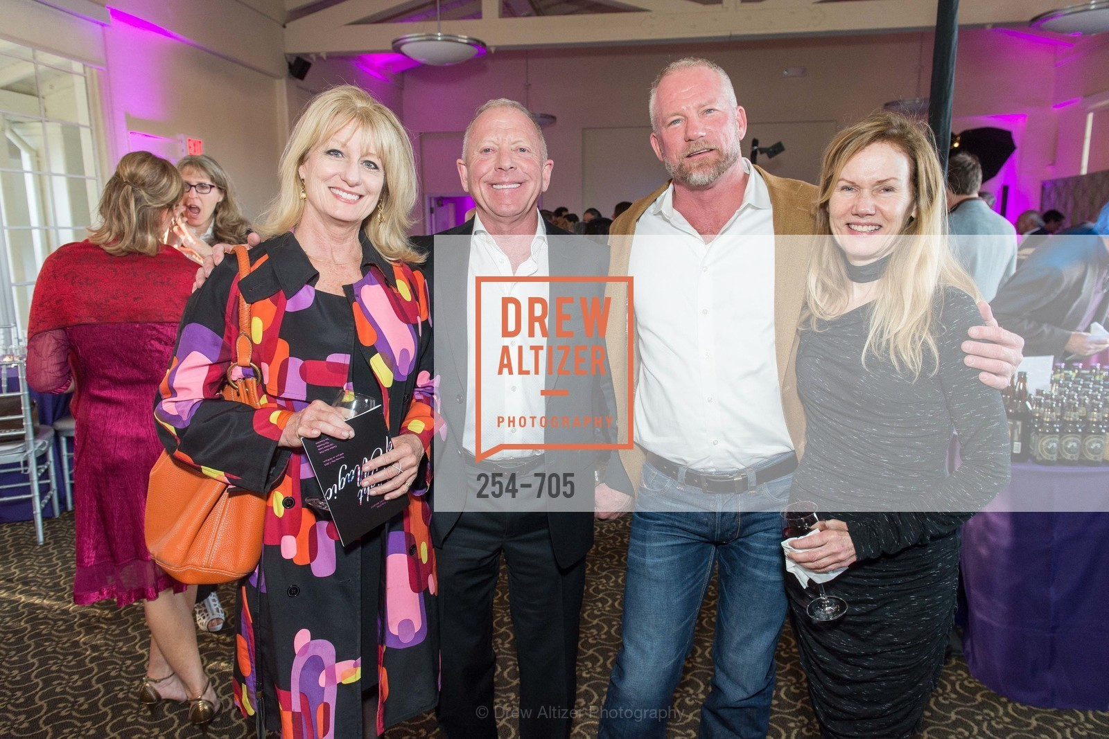 Pattie Lawton, Rich Turley, Paul Edson, Leslie Kaye, MAGIC THEATRE'S 2015 Gala:  A Night of Magic, US, May 7th, 2015,Drew Altizer, Drew Altizer Photography, full-service agency, private events, San Francisco photographer, photographer california