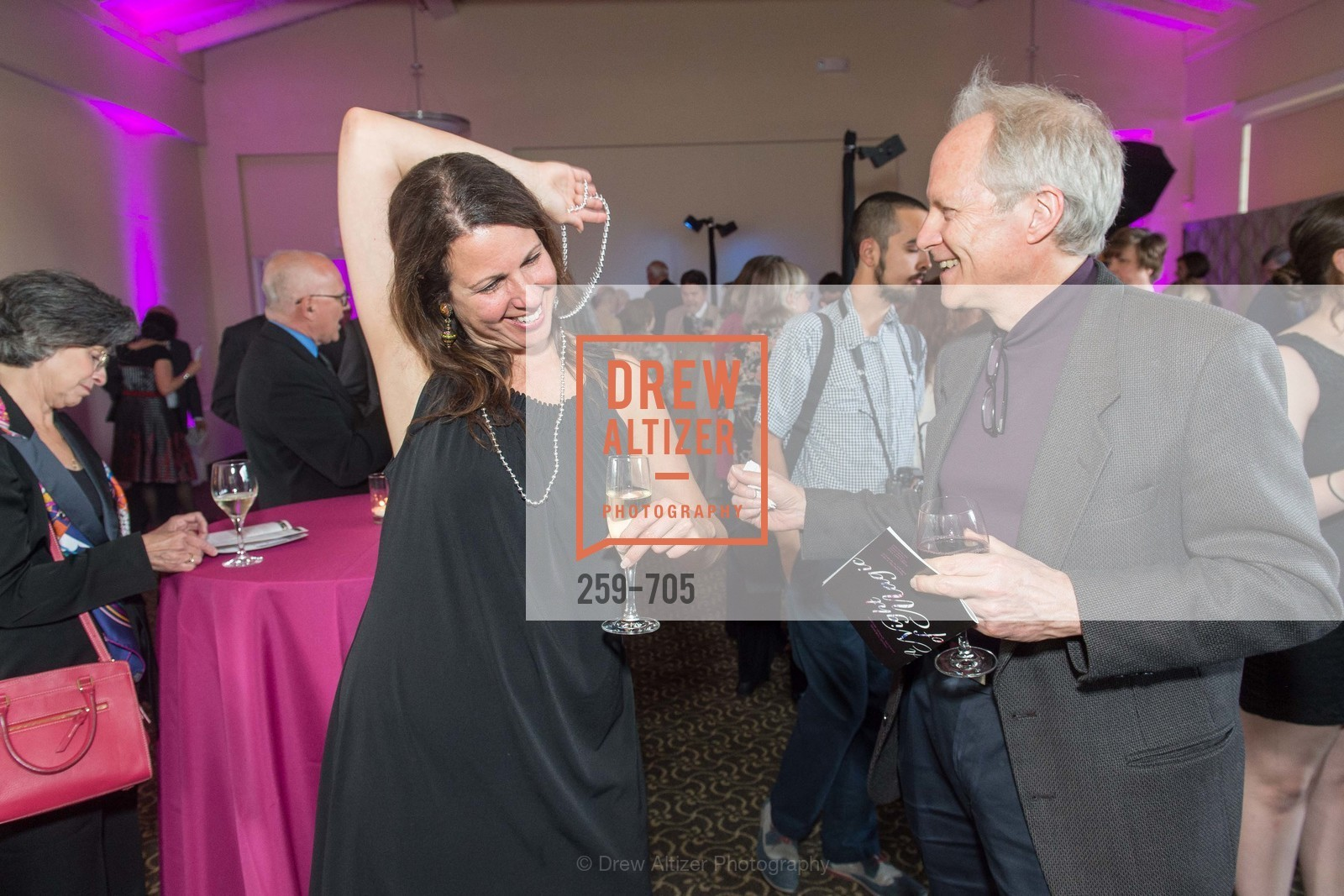 Loretta Greco, John Marks, MAGIC THEATRE'S 2015 Gala:  A Night of Magic, US, May 8th, 2015,Drew Altizer, Drew Altizer Photography, full-service agency, private events, San Francisco photographer, photographer california