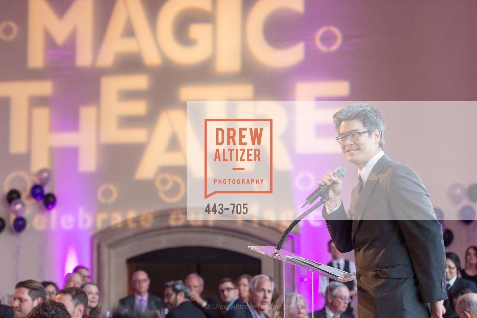 Lloyd Suh, MAGIC THEATRE'S 2015 Gala:  A Night of Magic, US, May 8th, 2015,Drew Altizer, Drew Altizer Photography, full-service agency, private events, San Francisco photographer, photographer california