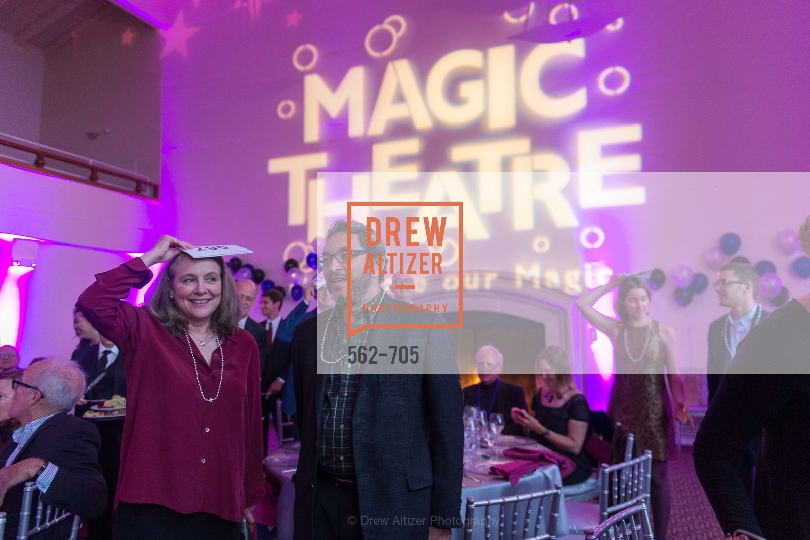 Jeanne Sexton, Octavio Solis, MAGIC THEATRE'S 2015 Gala:  A Night of Magic, US, May 7th, 2015,Drew Altizer, Drew Altizer Photography, full-service agency, private events, San Francisco photographer, photographer california