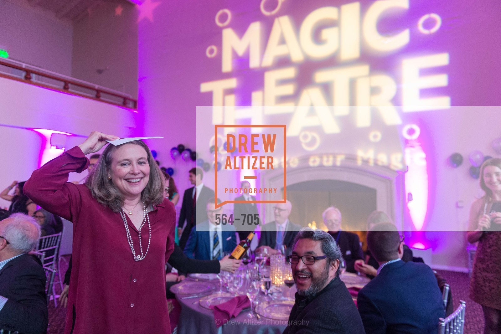 Jeanne Sexton, MAGIC THEATRE'S 2015 Gala:  A Night of Magic, US, May 8th, 2015,Drew Altizer, Drew Altizer Photography, full-service agency, private events, San Francisco photographer, photographer california