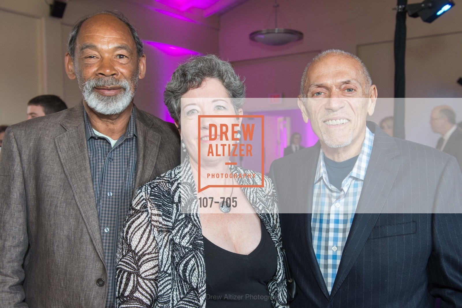 Irvin Govan, Donna Lavallee, Les Silverman, MAGIC THEATRE'S 2015 Gala:  A Night of Magic, US, May 8th, 2015,Drew Altizer, Drew Altizer Photography, full-service agency, private events, San Francisco photographer, photographer california