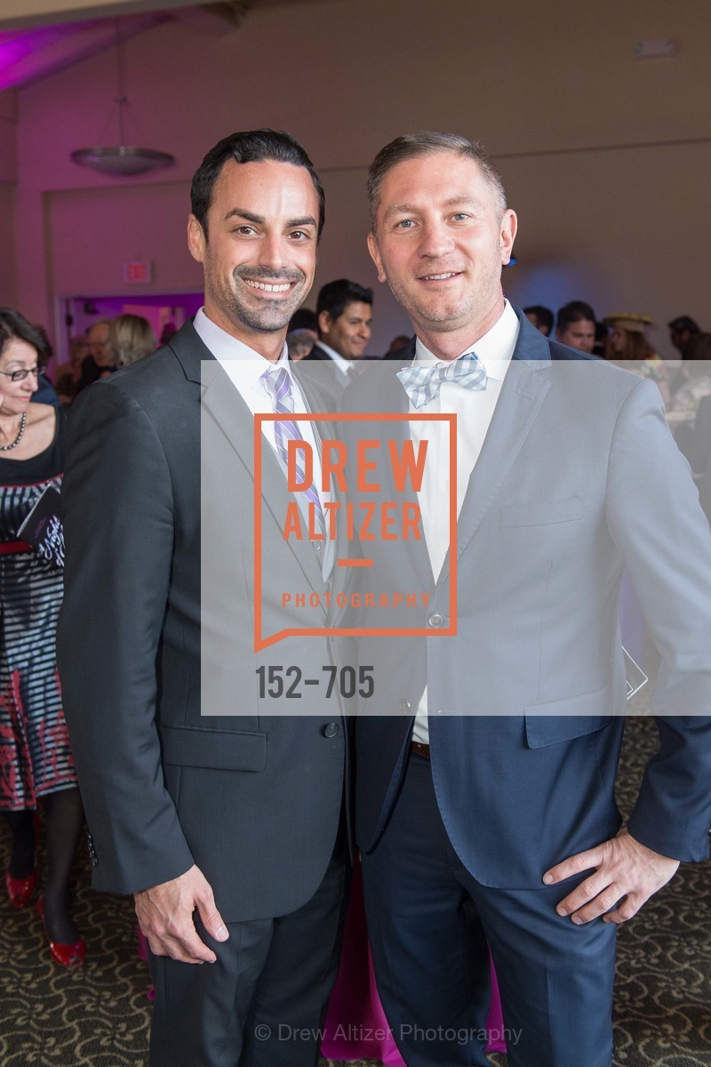 Anthony Mistretta, Ron Riot, MAGIC THEATRE'S 2015 Gala:  A Night of Magic, US, May 8th, 2015,Drew Altizer, Drew Altizer Photography, full-service agency, private events, San Francisco photographer, photographer california