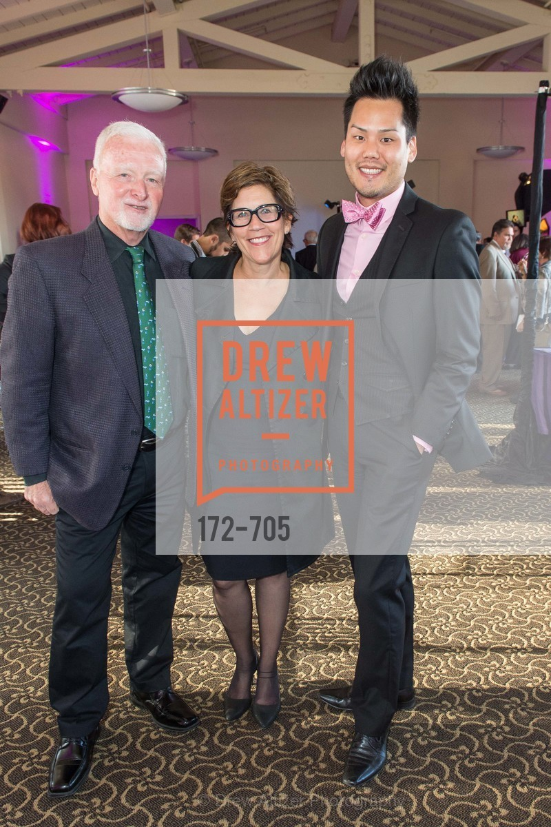 Sam Leftwich, Rhonda Grossman, Christopher Lee, MAGIC THEATRE'S 2015 Gala:  A Night of Magic, US, May 8th, 2015,Drew Altizer, Drew Altizer Photography, full-service agency, private events, San Francisco photographer, photographer california
