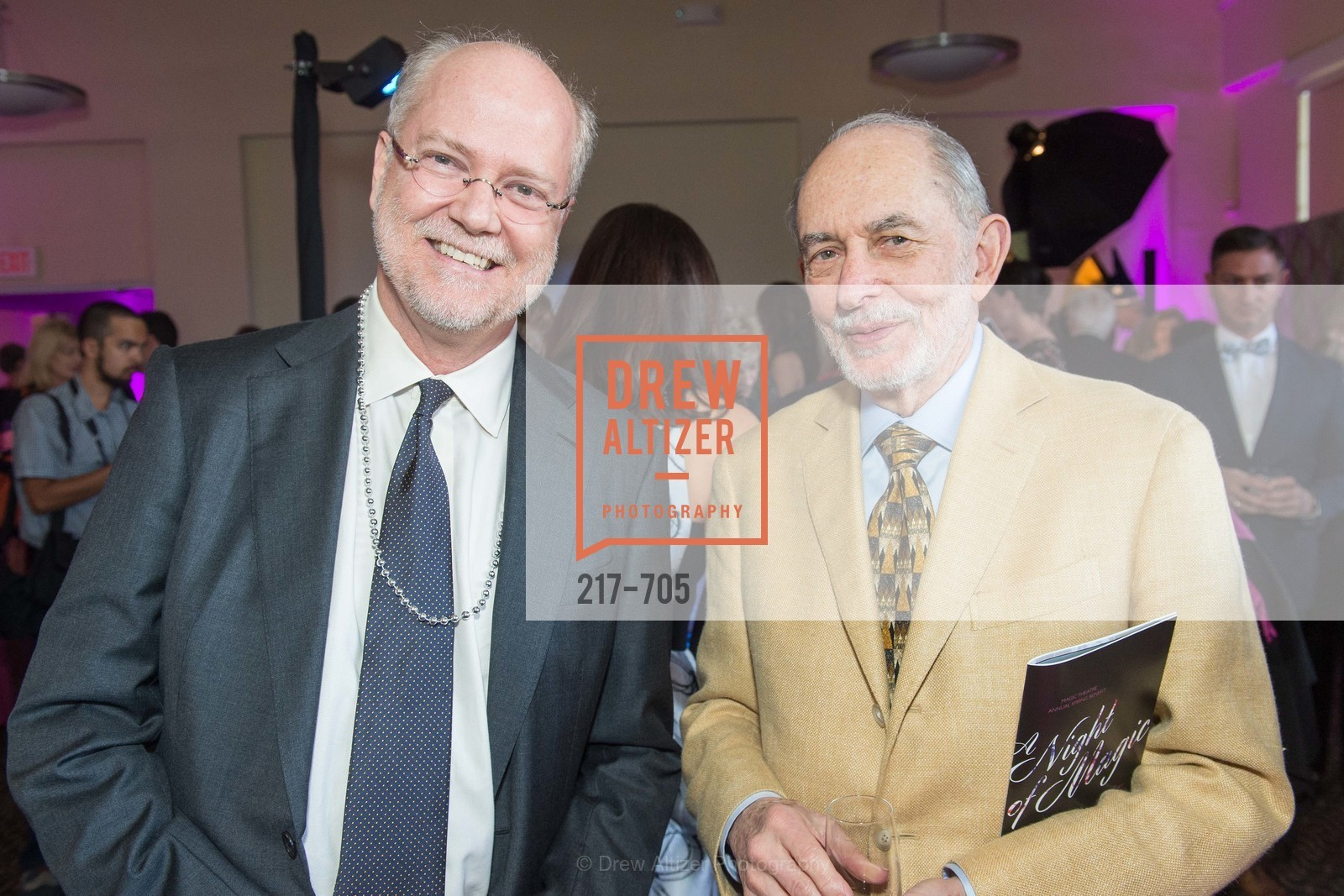 Dan Young, Nick Nichols, MAGIC THEATRE'S 2015 Gala:  A Night of Magic, US, May 8th, 2015,Drew Altizer, Drew Altizer Photography, full-service agency, private events, San Francisco photographer, photographer california