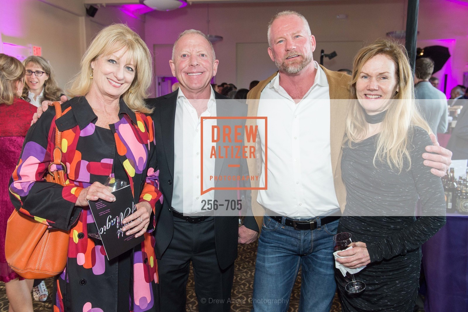 Pattie Lawton, Rich Turley, Paul Edson, Leslie Kaye, MAGIC THEATRE'S 2015 Gala:  A Night of Magic, US, May 8th, 2015,Drew Altizer, Drew Altizer Photography, full-service agency, private events, San Francisco photographer, photographer california