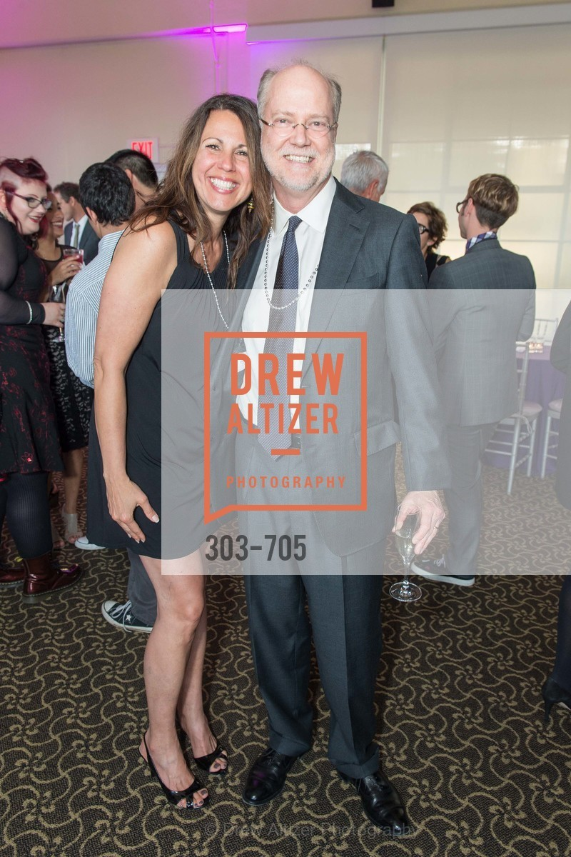 Loretta Greco, Dan Young, MAGIC THEATRE'S 2015 Gala:  A Night of Magic, US, May 8th, 2015