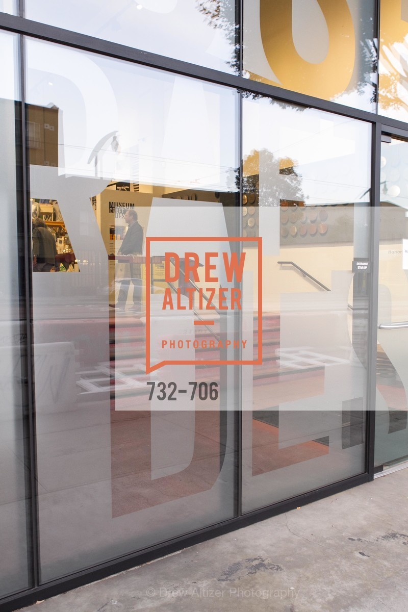 Atmosphere, Exhibit Opening at the MUSEUM OF CRAFT AND DESIGN - Hands Off: New Dutch Design at the Confluence of Technology & Craft, US, May 8th, 2015,Drew Altizer, Drew Altizer Photography, full-service agency, private events, San Francisco photographer, photographer california
