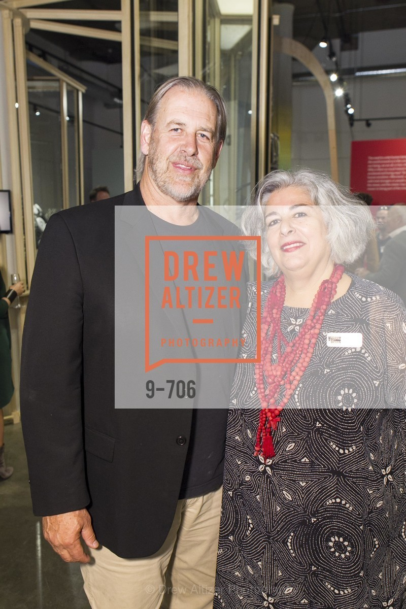 Olle Lundberg, JoAnn Edwards, Exhibit Opening at the MUSEUM OF CRAFT AND DESIGN - Hands Off: New Dutch Design at the Confluence of Technology & Craft, US, May 7th, 2015,Drew Altizer, Drew Altizer Photography, full-service agency, private events, San Francisco photographer, photographer california