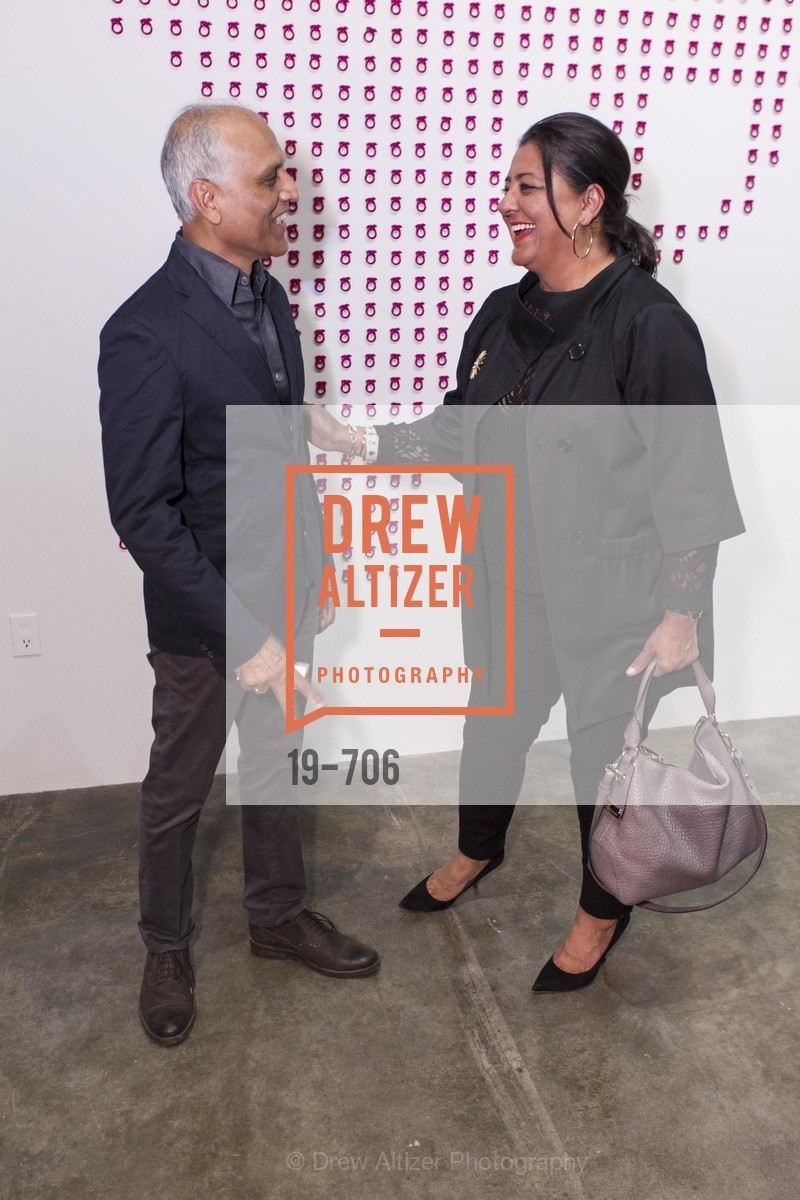 Zahid Sardar, Nima Oberoi, Exhibit Opening at the MUSEUM OF CRAFT AND DESIGN - Hands Off: New Dutch Design at the Confluence of Technology & Craft, US, May 7th, 2015,Drew Altizer, Drew Altizer Photography, full-service agency, private events, San Francisco photographer, photographer california
