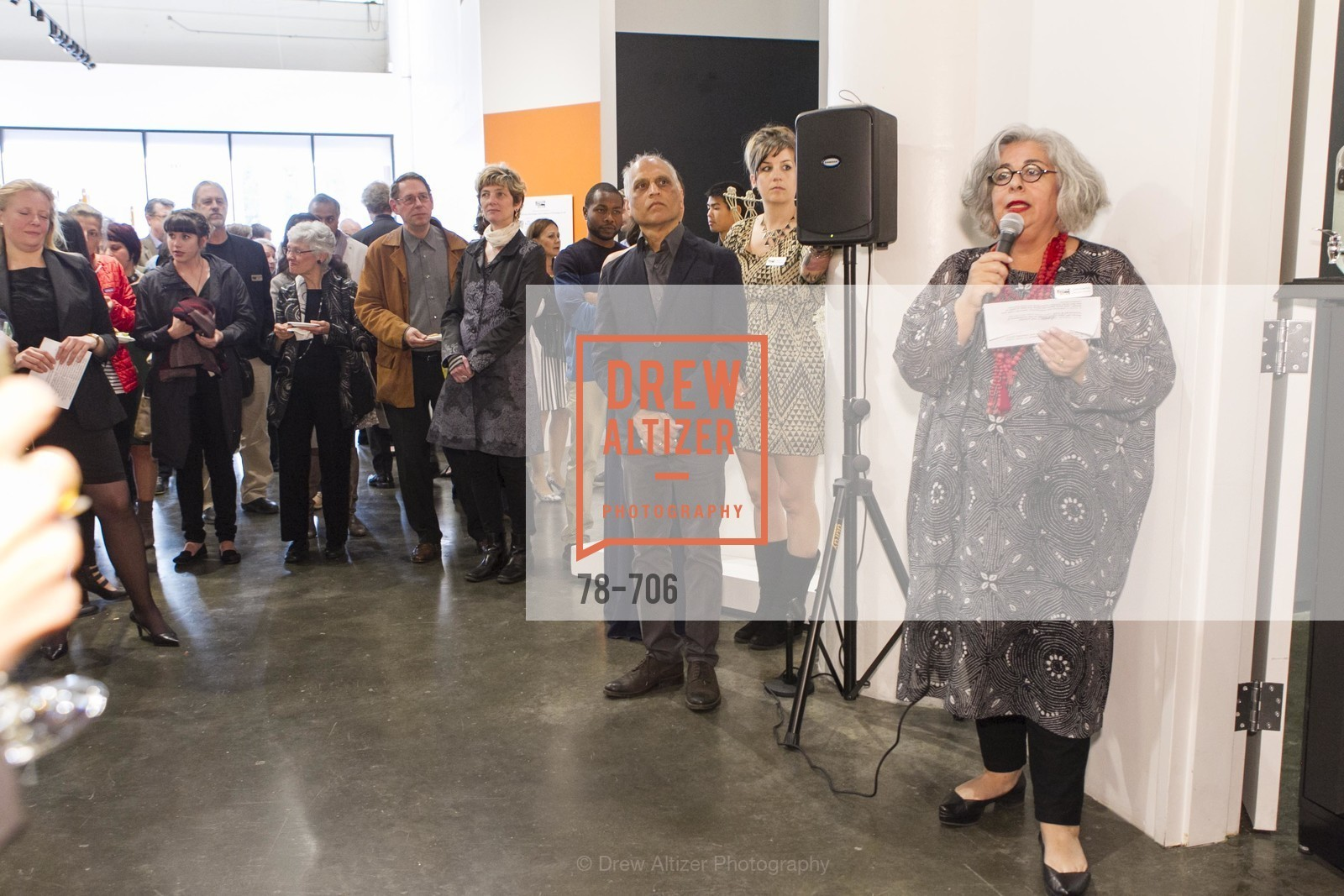 JoAnn Edwards, Exhibit Opening at the MUSEUM OF CRAFT AND DESIGN - Hands Off: New Dutch Design at the Confluence of Technology & Craft, US, May 8th, 2015,Drew Altizer, Drew Altizer Photography, full-service agency, private events, San Francisco photographer, photographer california