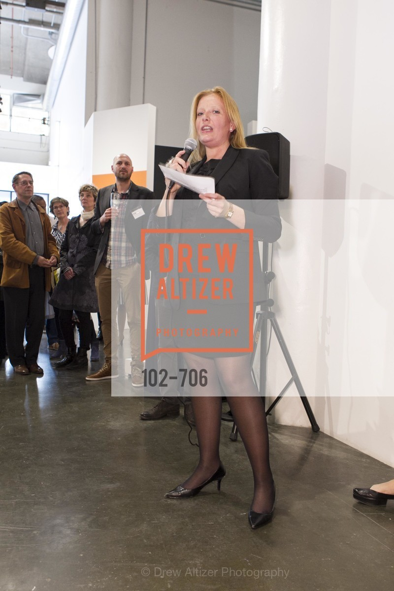 Claire Jacobs, Exhibit Opening at the MUSEUM OF CRAFT AND DESIGN - Hands Off: New Dutch Design at the Confluence of Technology & Craft, US, May 7th, 2015,Drew Altizer, Drew Altizer Photography, full-service agency, private events, San Francisco photographer, photographer california