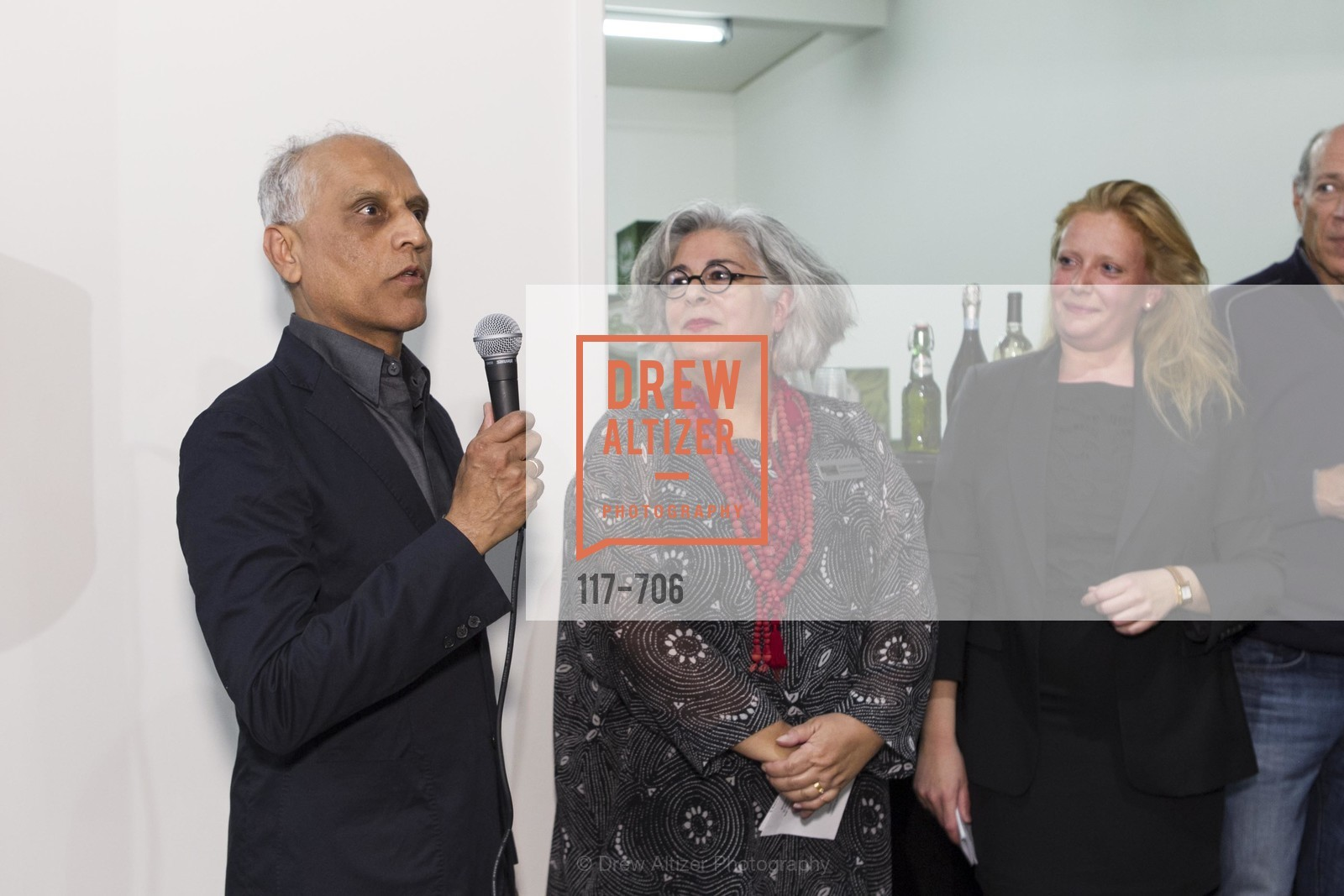 Zahid Sardar, JoAnn Edwards, Exhibit Opening at the MUSEUM OF CRAFT AND DESIGN - Hands Off: New Dutch Design at the Confluence of Technology & Craft, US, May 7th, 2015,Drew Altizer, Drew Altizer Photography, full-service agency, private events, San Francisco photographer, photographer california