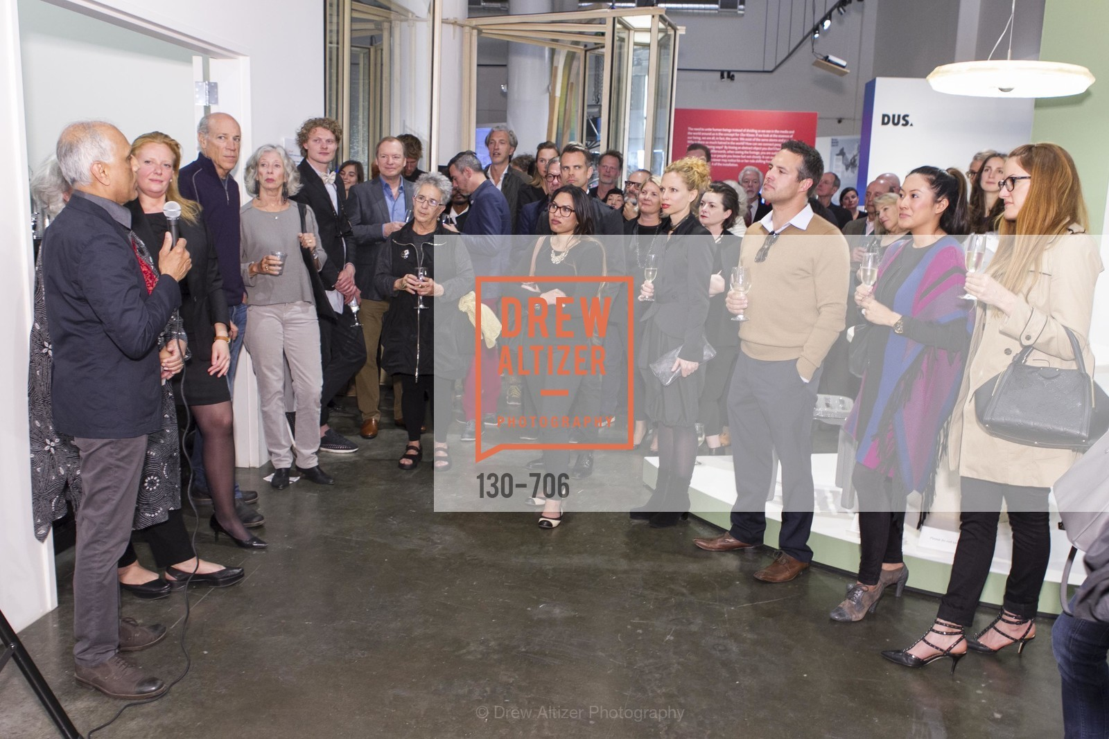 Zahid Sardar, Exhibit Opening at the MUSEUM OF CRAFT AND DESIGN - Hands Off: New Dutch Design at the Confluence of Technology & Craft, US, May 7th, 2015,Drew Altizer, Drew Altizer Photography, full-service agency, private events, San Francisco photographer, photographer california