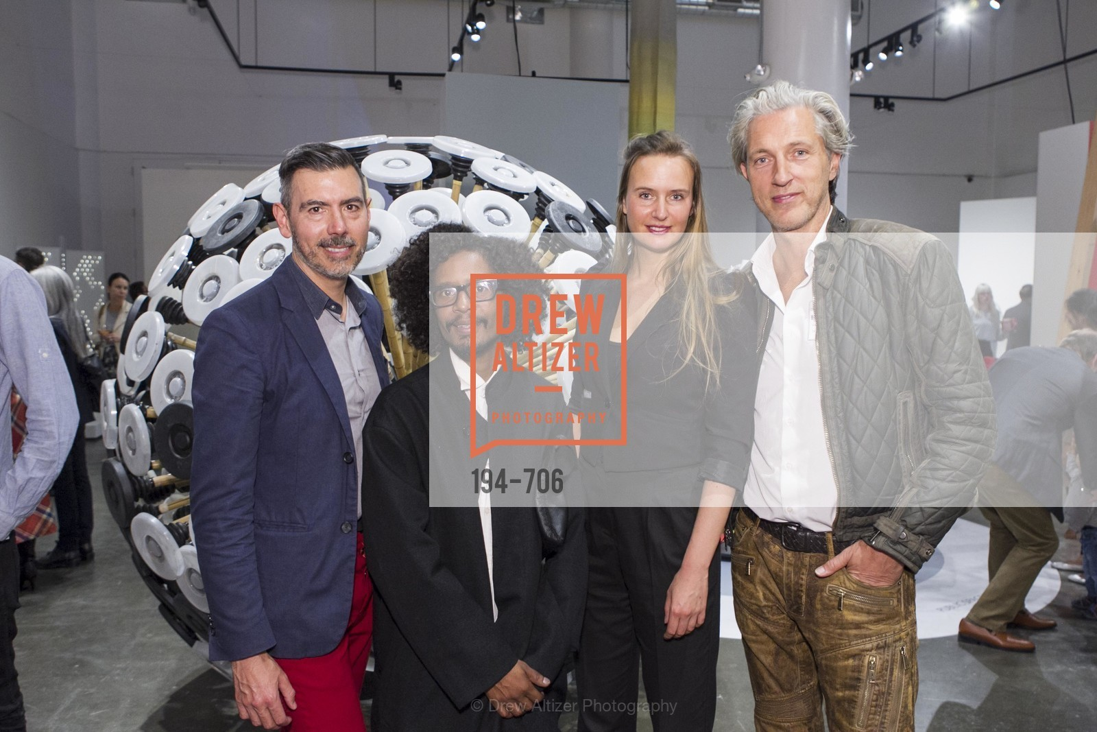 John Macy, Yani Alexi Dominguez, Lonneke Gordijn, Marcel Wanders, Exhibit Opening at the MUSEUM OF CRAFT AND DESIGN - Hands Off: New Dutch Design at the Confluence of Technology & Craft, US, May 8th, 2015,Drew Altizer, Drew Altizer Photography, full-service agency, private events, San Francisco photographer, photographer california
