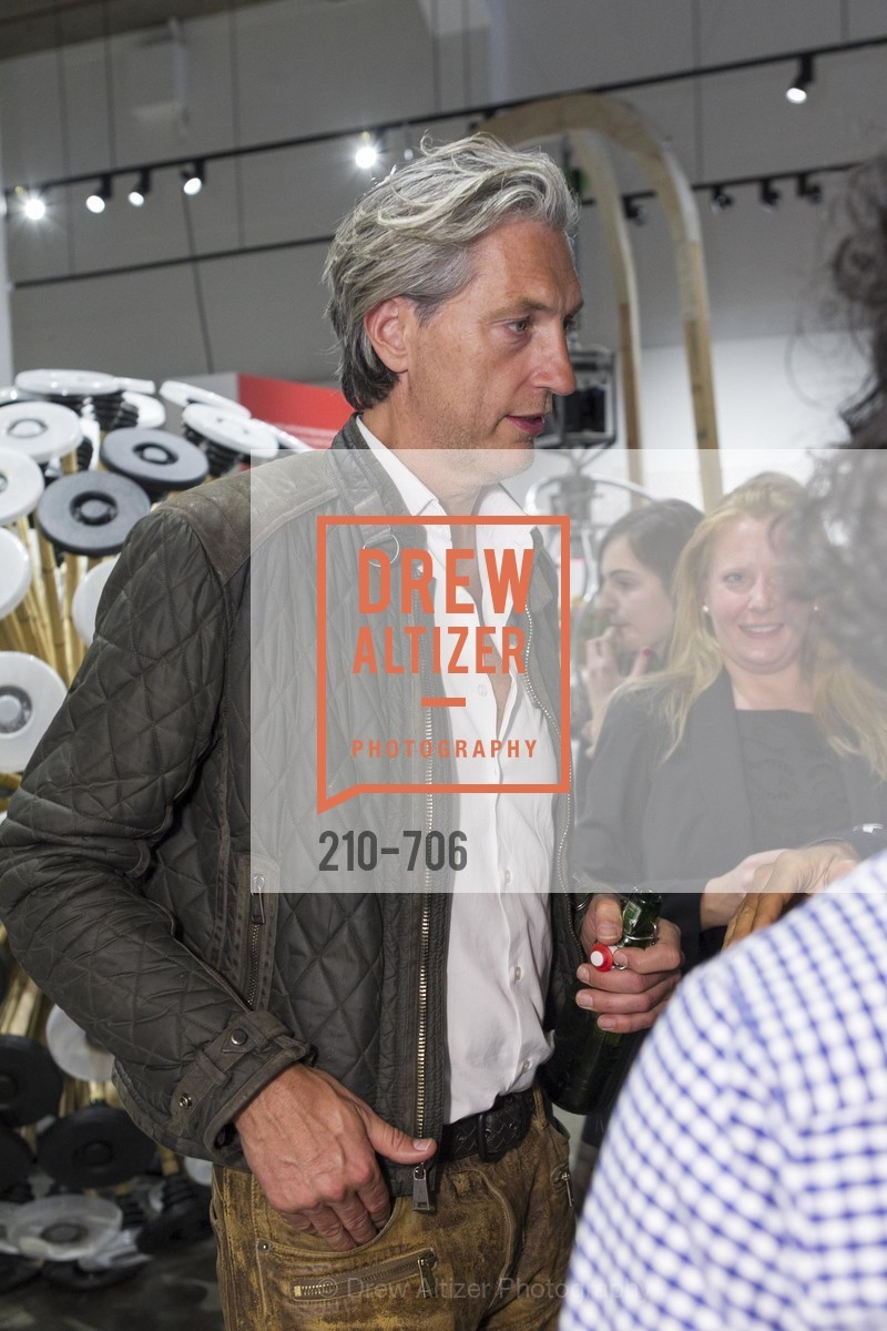 Marcel Wanders, Exhibit Opening at the MUSEUM OF CRAFT AND DESIGN - Hands Off: New Dutch Design at the Confluence of Technology & Craft, US, May 8th, 2015,Drew Altizer, Drew Altizer Photography, full-service agency, private events, San Francisco photographer, photographer california