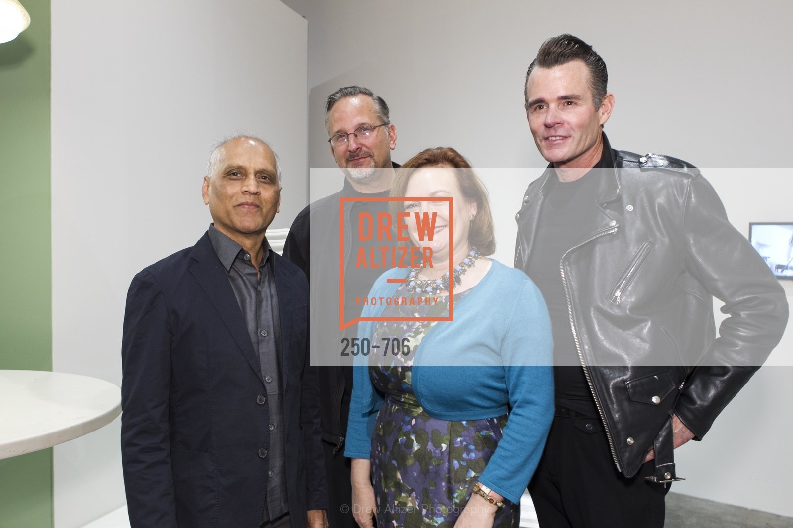 Zahid Sardar, Mark Macy, Jennifer Raiser, Craig Walters, Exhibit Opening at the MUSEUM OF CRAFT AND DESIGN - Hands Off: New Dutch Design at the Confluence of Technology & Craft, US, May 8th, 2015,Drew Altizer, Drew Altizer Photography, full-service agency, private events, San Francisco photographer, photographer california