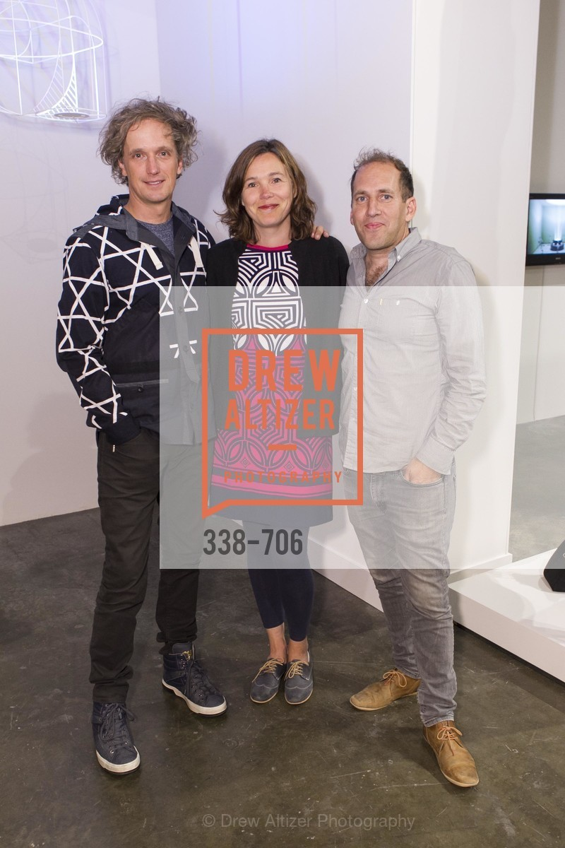 Yves Behar, Maaike Evers, Exhibit Opening at the MUSEUM OF CRAFT AND DESIGN - Hands Off: New Dutch Design at the Confluence of Technology & Craft, US, May 7th, 2015,Drew Altizer, Drew Altizer Photography, full-service agency, private events, San Francisco photographer, photographer california