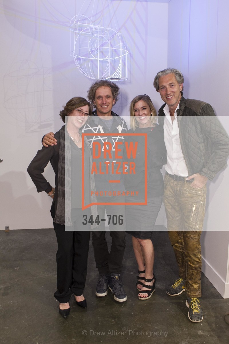 Wendy Norris, Yves Behar, Lara Deam, Marcel Wanders, Exhibit Opening at the MUSEUM OF CRAFT AND DESIGN - Hands Off: New Dutch Design at the Confluence of Technology & Craft, US, May 8th, 2015,Drew Altizer, Drew Altizer Photography, full-service agency, private events, San Francisco photographer, photographer california