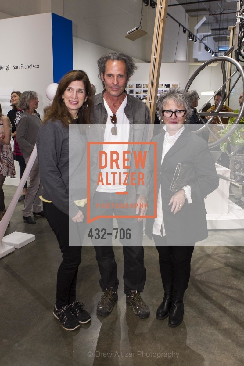Valerie Wade, Michael Brennan, Jennifer Morla, Exhibit Opening at the MUSEUM OF CRAFT AND DESIGN - Hands Off: New Dutch Design at the Confluence of Technology & Craft, US, May 7th, 2015,Drew Altizer, Drew Altizer Photography, full-service agency, private events, San Francisco photographer, photographer california