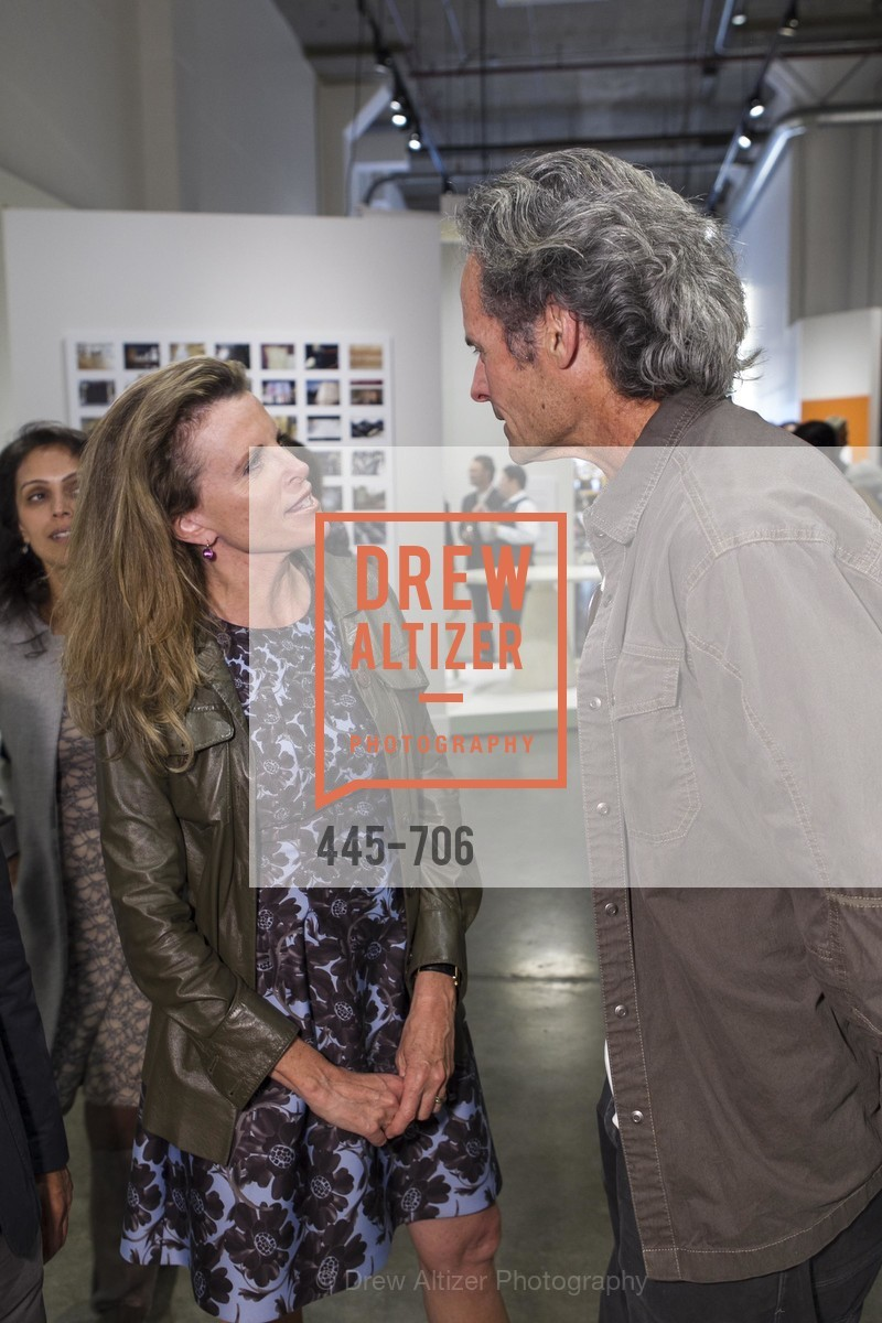 Faith Wheeler, Michael Brennan, Exhibit Opening at the MUSEUM OF CRAFT AND DESIGN - Hands Off: New Dutch Design at the Confluence of Technology & Craft, US, May 7th, 2015,Drew Altizer, Drew Altizer Photography, full-service agency, private events, San Francisco photographer, photographer california