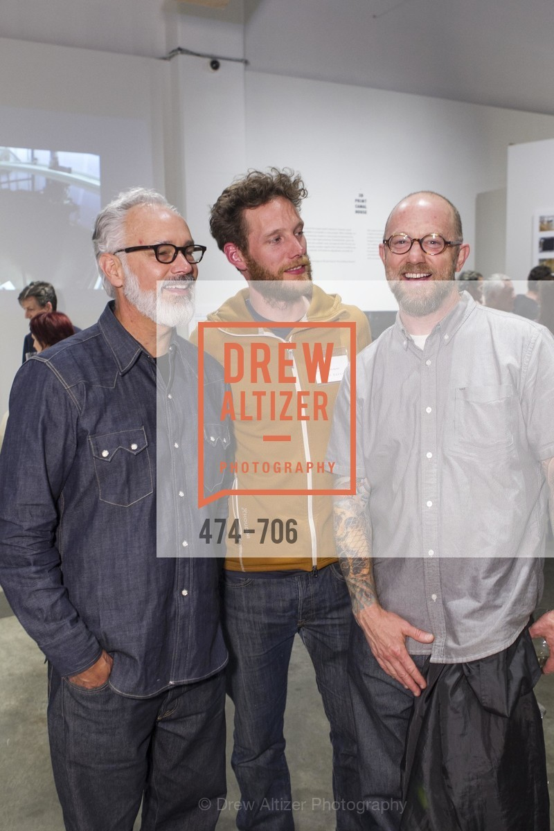 Chris Baisa, Tiddo Bakker, Tom Barnard, Exhibit Opening at the MUSEUM OF CRAFT AND DESIGN - Hands Off: New Dutch Design at the Confluence of Technology & Craft, US, May 8th, 2015,Drew Altizer, Drew Altizer Photography, full-service agency, private events, San Francisco photographer, photographer california