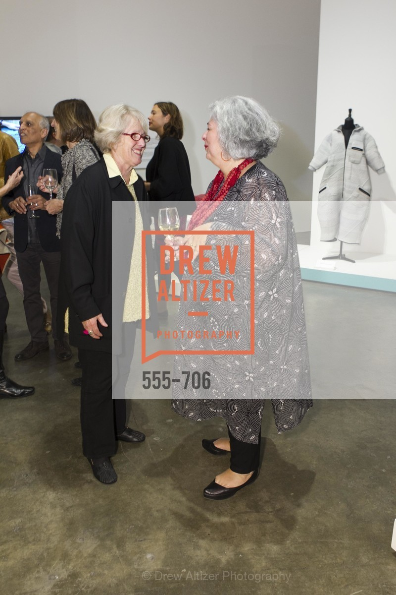 Agnes Bourne, JoAnn Edwards, Exhibit Opening at the MUSEUM OF CRAFT AND DESIGN - Hands Off: New Dutch Design at the Confluence of Technology & Craft, US, May 8th, 2015,Drew Altizer, Drew Altizer Photography, full-service agency, private events, San Francisco photographer, photographer california
