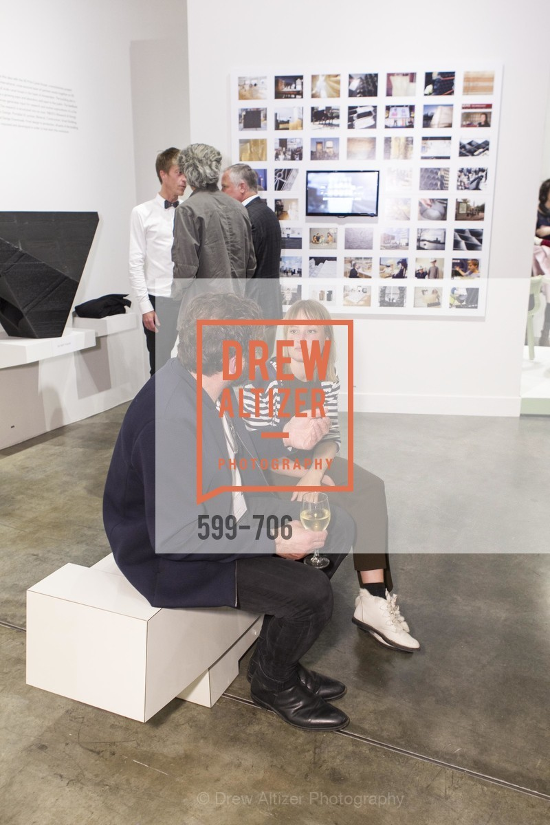 Marcel Vankan, Exhibit Opening at the MUSEUM OF CRAFT AND DESIGN - Hands Off: New Dutch Design at the Confluence of Technology & Craft, US, May 7th, 2015,Drew Altizer, Drew Altizer Photography, full-service agency, private events, San Francisco photographer, photographer california