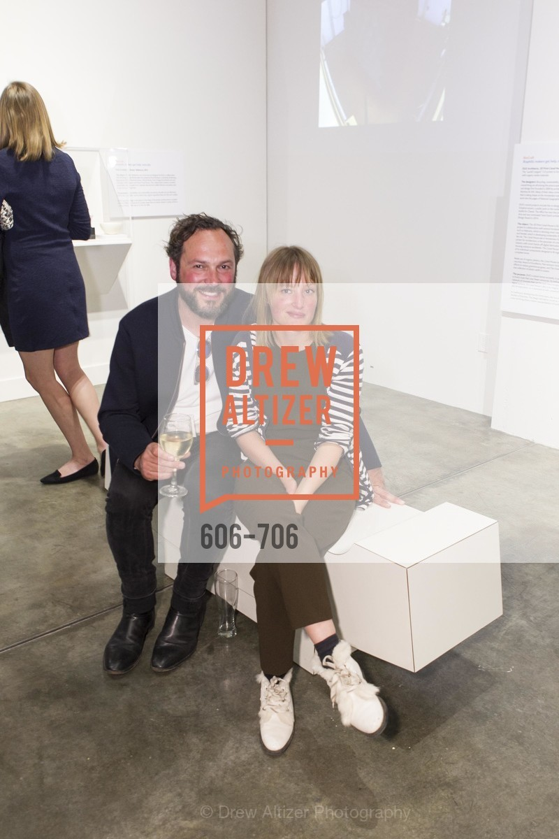Marcel Vankan, Exhibit Opening at the MUSEUM OF CRAFT AND DESIGN - Hands Off: New Dutch Design at the Confluence of Technology & Craft, US, May 8th, 2015,Drew Altizer, Drew Altizer Photography, full-service agency, private events, San Francisco photographer, photographer california