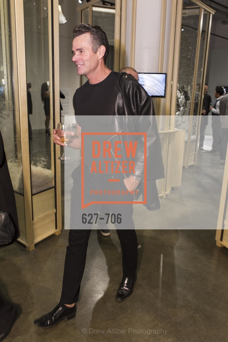 Craig Walters, Exhibit Opening at the MUSEUM OF CRAFT AND DESIGN - Hands Off: New Dutch Design at the Confluence of Technology & Craft, US, May 8th, 2015,Drew Altizer, Drew Altizer Photography, full-service agency, private events, San Francisco photographer, photographer california