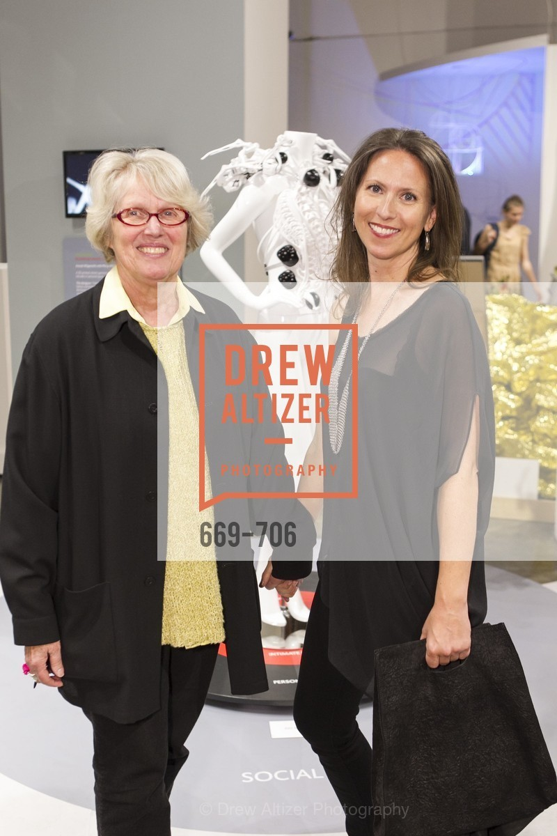 Agnes Bourne, Jessica Weigley, Exhibit Opening at the MUSEUM OF CRAFT AND DESIGN - Hands Off: New Dutch Design at the Confluence of Technology & Craft, US, May 8th, 2015,Drew Altizer, Drew Altizer Photography, full-service agency, private events, San Francisco photographer, photographer california