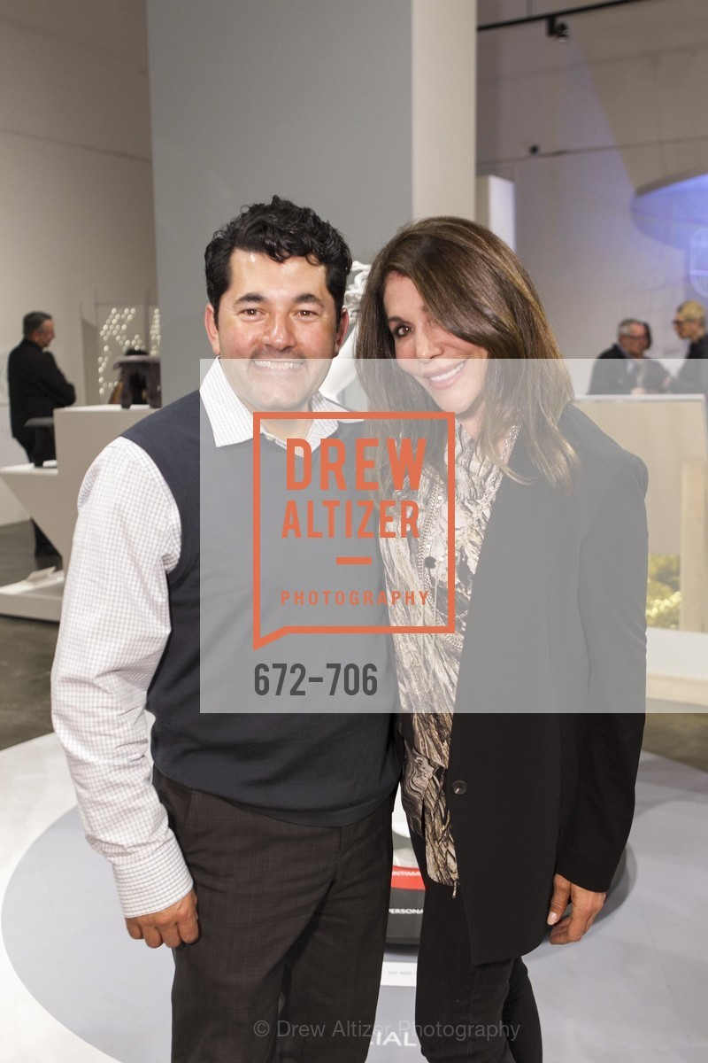 Ruben Martinez, Gioia Gandolfi, Exhibit Opening at the MUSEUM OF CRAFT AND DESIGN - Hands Off: New Dutch Design at the Confluence of Technology & Craft, US, May 8th, 2015,Drew Altizer, Drew Altizer Photography, full-service agency, private events, San Francisco photographer, photographer california