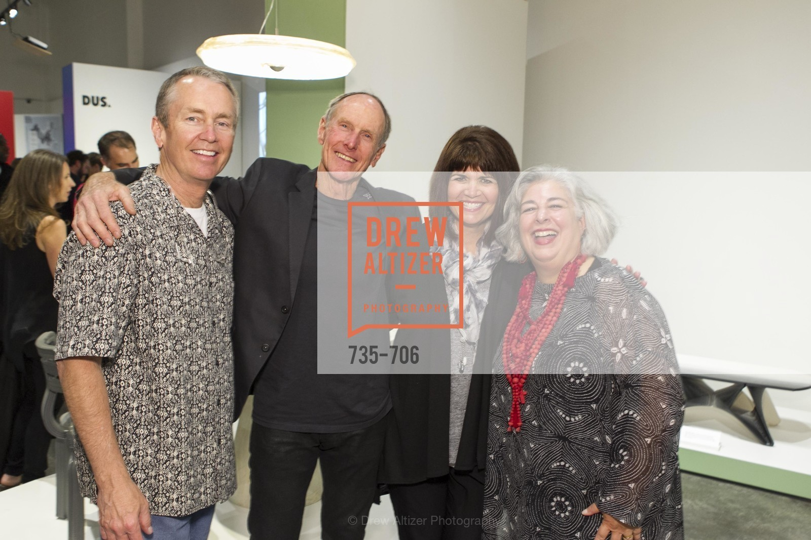 Andy Astor, JoAnn Edwards, Exhibit Opening at the MUSEUM OF CRAFT AND DESIGN - Hands Off: New Dutch Design at the Confluence of Technology & Craft, US, May 8th, 2015,Drew Altizer, Drew Altizer Photography, full-service agency, private events, San Francisco photographer, photographer california
