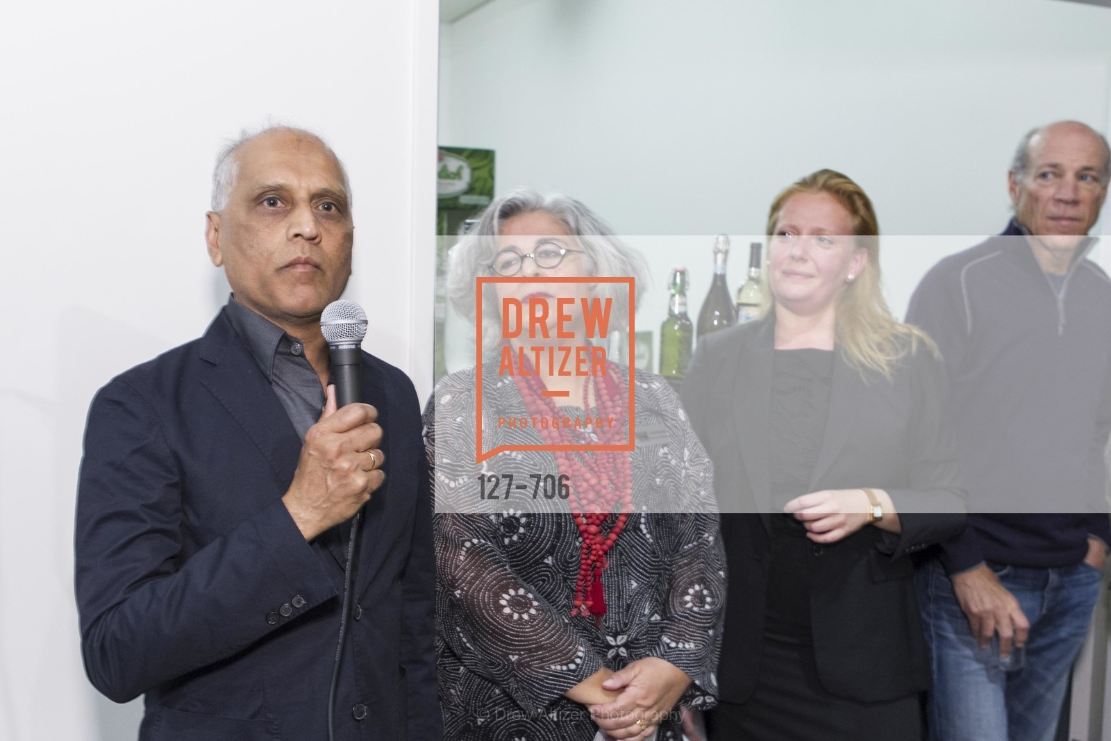 Zahid Sardar, JoAnn Edwards, Exhibit Opening at the MUSEUM OF CRAFT AND DESIGN - Hands Off: New Dutch Design at the Confluence of Technology & Craft, US, May 8th, 2015,Drew Altizer, Drew Altizer Photography, full-service agency, private events, San Francisco photographer, photographer california