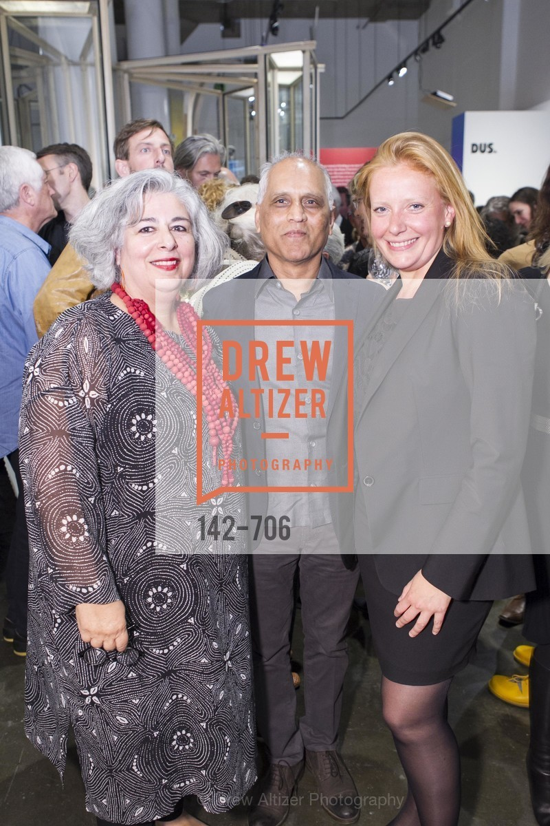 JoAnn Edwards, Zahid Sardar, Claire Jacobs, Exhibit Opening at the MUSEUM OF CRAFT AND DESIGN - Hands Off: New Dutch Design at the Confluence of Technology & Craft, US, May 8th, 2015,Drew Altizer, Drew Altizer Photography, full-service agency, private events, San Francisco photographer, photographer california