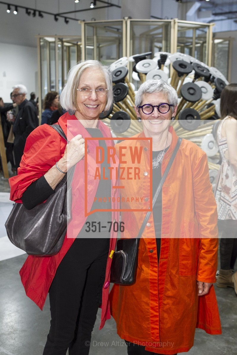 Alta Tingle, Marion Brenner, Exhibit Opening at the MUSEUM OF CRAFT AND DESIGN - Hands Off: New Dutch Design at the Confluence of Technology & Craft, US, May 7th, 2015,Drew Altizer, Drew Altizer Photography, full-service agency, private events, San Francisco photographer, photographer california