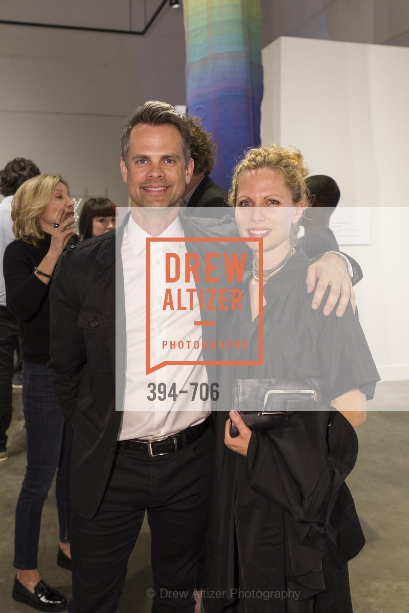 Austin Forbord, Eve Petrucci, Exhibit Opening at the MUSEUM OF CRAFT AND DESIGN - Hands Off: New Dutch Design at the Confluence of Technology & Craft, US, May 8th, 2015,Drew Altizer, Drew Altizer Photography, full-service agency, private events, San Francisco photographer, photographer california