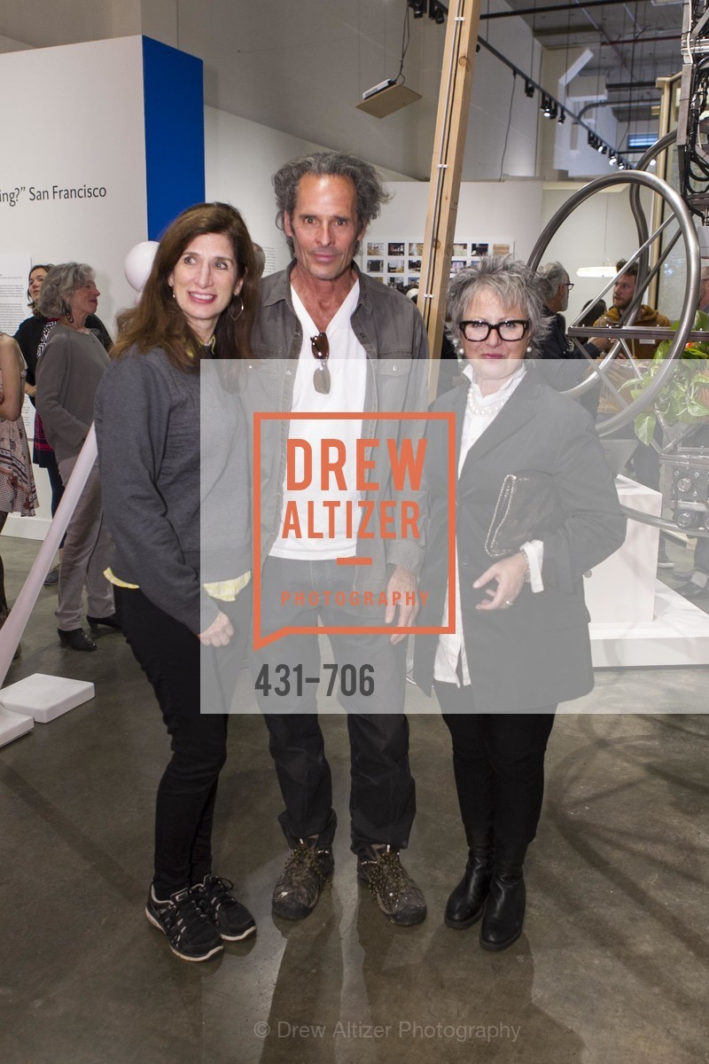 Valerie Wade, Michael Brennan, Jennifer Morla, Exhibit Opening at the MUSEUM OF CRAFT AND DESIGN - Hands Off: New Dutch Design at the Confluence of Technology & Craft, US, May 8th, 2015,Drew Altizer, Drew Altizer Photography, full-service agency, private events, San Francisco photographer, photographer california