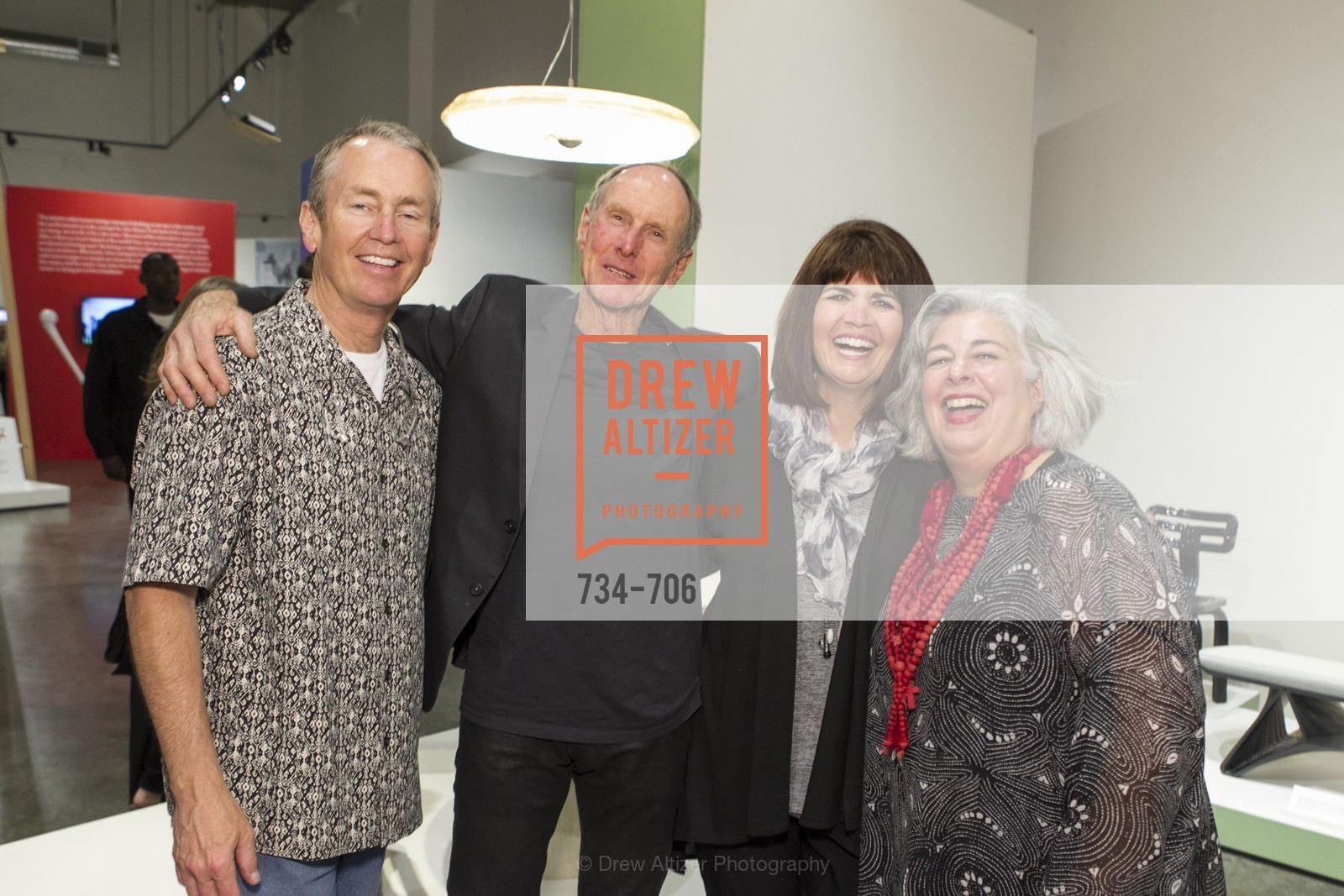 Andy Astor, JoAnn Edwards, Exhibit Opening at the MUSEUM OF CRAFT AND DESIGN - Hands Off: New Dutch Design at the Confluence of Technology & Craft, US, May 7th, 2015,Drew Altizer, Drew Altizer Photography, full-service agency, private events, San Francisco photographer, photographer california