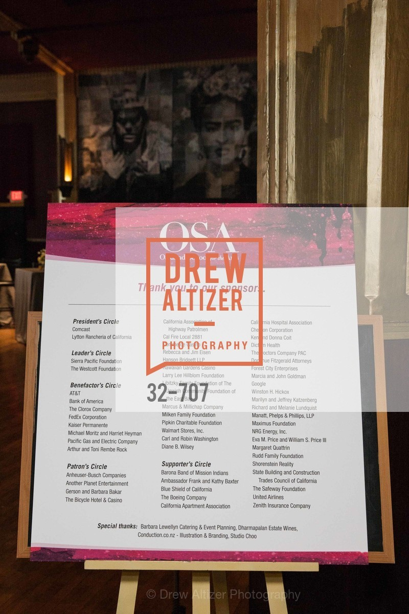 Atmosphere, OAKLAND SCHOOL FOR THE ARTS Gala 2015 with Governor Jerry Brown, US, May 8th, 2015,Drew Altizer, Drew Altizer Photography, full-service agency, private events, San Francisco photographer, photographer california