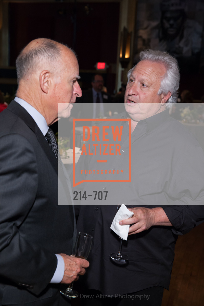 Gov. Jerry Brown, Greg Perloff, OAKLAND SCHOOL FOR THE ARTS Gala 2015 with Governor Jerry Brown, US, May 8th, 2015,Drew Altizer, Drew Altizer Photography, full-service agency, private events, San Francisco photographer, photographer california