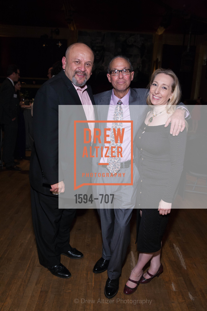 John Garcia, Don Harris, Krista Freelove, OAKLAND SCHOOL FOR THE ARTS Gala 2015 with Governor Jerry Brown, US, May 7th, 2015,Drew Altizer, Drew Altizer Photography, full-service agency, private events, San Francisco photographer, photographer california