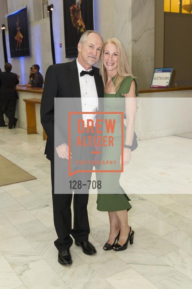 Tim Barabe, Gail Kennedy, PROJECT OPEN HAND Gala